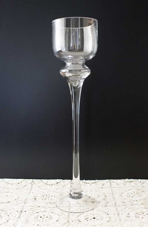 Event prop hire elegant glass candle holder_Event_Styling_Sydney