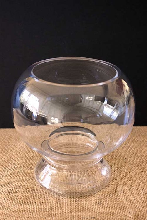 Event prop hire lolly glass bowl