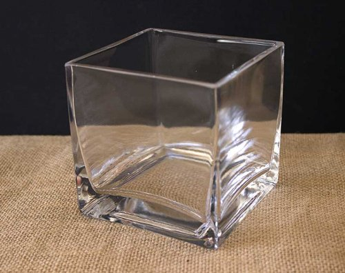 Event prop hire square lolly jar