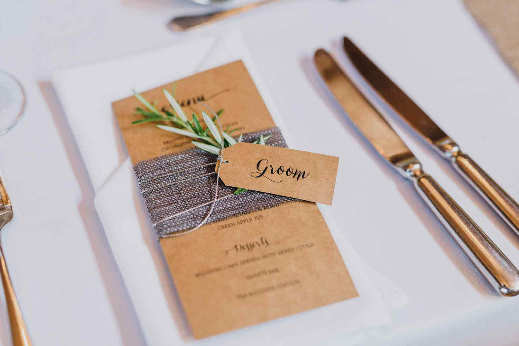Event Styling - Favours