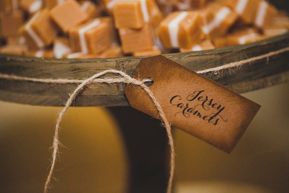 Wedding Styling - Lolly Bars