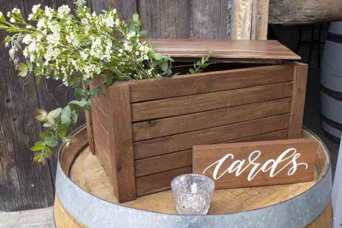 crate with lid